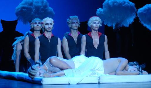 Mozart na scéně