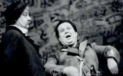 Karel Janský, Michal Nevěčný