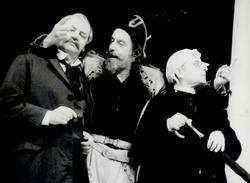 Karel Janský, Ladislav Kolář, Zdeněk Bureš