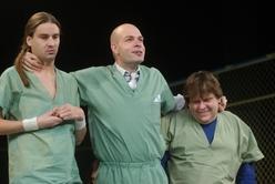 Patrik Bořecký, Viktor Skála, Michal Nevěčný
